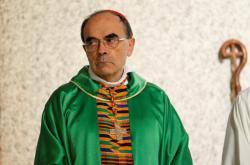 Kardinál a arcibiskup Philippe Barbarin