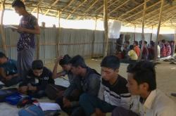 Škola pro Rohingy