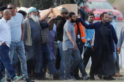 Pohřeb obětí teroristického útoku na Novém Zélandu