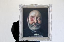 """Z výstavy Emil Pirchan: """"Malerfürst"""" brněnské okružní třídy"""