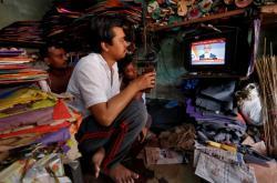 Premiér Módí oznauje, že se Indie stala vesmírnou velmocí