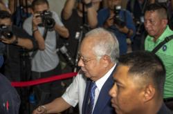 Malajsijský expremiér Nadžíb Razak