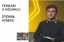 Štěpán Hobza / Ferrari v džungli