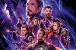 Plakát k filmu Avengers: Endgame