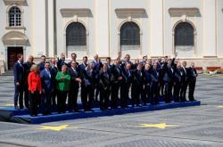 Summit EU v Rumunsku