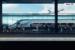 Obří letiště bude součástí nového polského dopravního uzlu