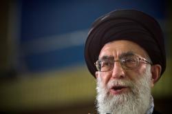 Íránský duchovní vůdce Alí Chameneí