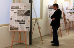 Výstava o nucené práci na území dnešního Česka