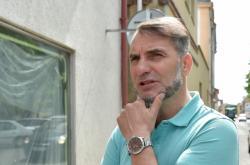 Jiří Macháček ve filmu Bourák