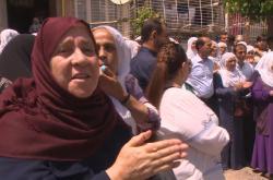 Protest kurdských žen