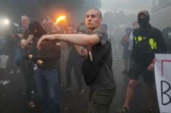 Protesty kvůli zabití chlapce Kyryla Tljavova