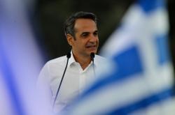 Dp čela nové řecké vlády míří Kyriakos Mitsotakis