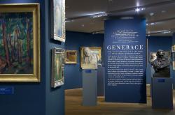 Výstava Generace