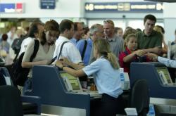 Odbavování cestujících