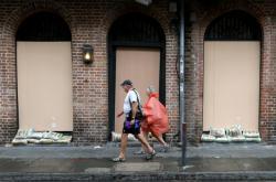 Jih Louisiany očekává příchod bouře