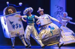 Balet o kávě (soubor Cracovia Danza)