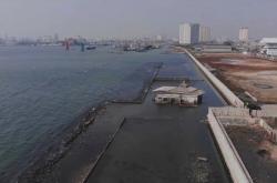 Potápějící se Jakarta
