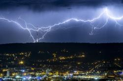 Bouře nad Stuttgartem