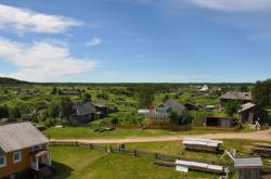 Obec Ňonoksa u Severodvinsku
