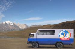 Vizualizace nové tatrovské výpravy