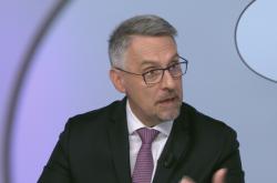 Ministra obrany Lubomír Metnar