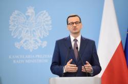 Polský ministr spravedlnosti Zbigniew Ziobro