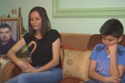 Rodina pohřešovaného syrského poslance