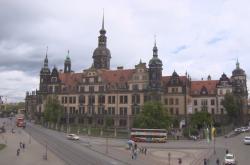 Zámek v Drážďanech