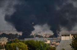 Turecko udeřilo na Kurdy v syrském Rás al-Ajnu