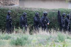 Policie azsahuje v Sasku-Anhaltsku