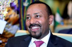 Etiopský premiér Abiy Ahmed
