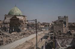 Ruiny mosulské mešity an-Núrí