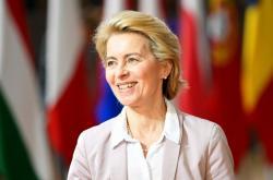Budoucí předsedkyně Evropské komise Ursula von der Leyenová
