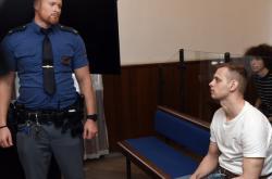 David Šindler odsouzený za vraždu pumpařky v Nelahozevsi