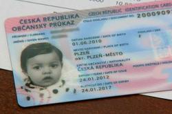 Dětský občanský průkaz