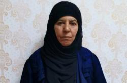 Rasmíja Avadová, sestra Bagdádího