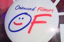 Logu Občanského fóra