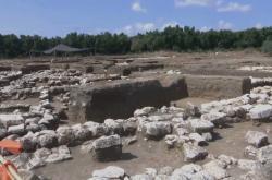 Nález pět tisíc let starého města u Tel Avivu