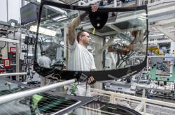 Výrobní linka Škoda Auto