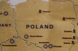 Mapa Polska ze seriálu Ďábel od vedle