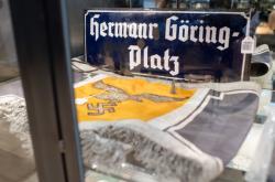 Dražba nacistických předmětů v Bavorsku