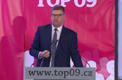 Jiří Pospíšil se loučí s vedením TOP 09