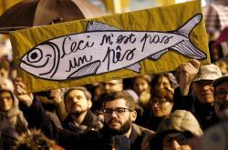 Hnutí Sardinky v Itálii