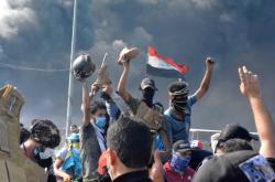 Protesty v Iráku trvají od začátku října