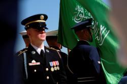 Americká armáda vítá saúdskou delegaci