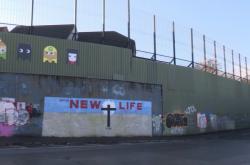 Zdi míru v severním Belfastu