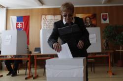 Volby na Slovensku - ilustrační foto