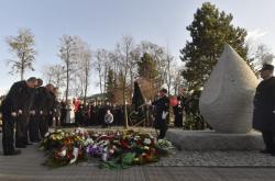 Pieta za oběti výbuchu v Dole ČSM