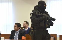 Soud s obviněnými z vraždy Kuciaka a jeho snoubenky