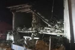 Zemětřesení v Turecku ničilo budovy